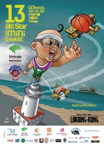 All Star Minibasket Malaga farmaquimicasur